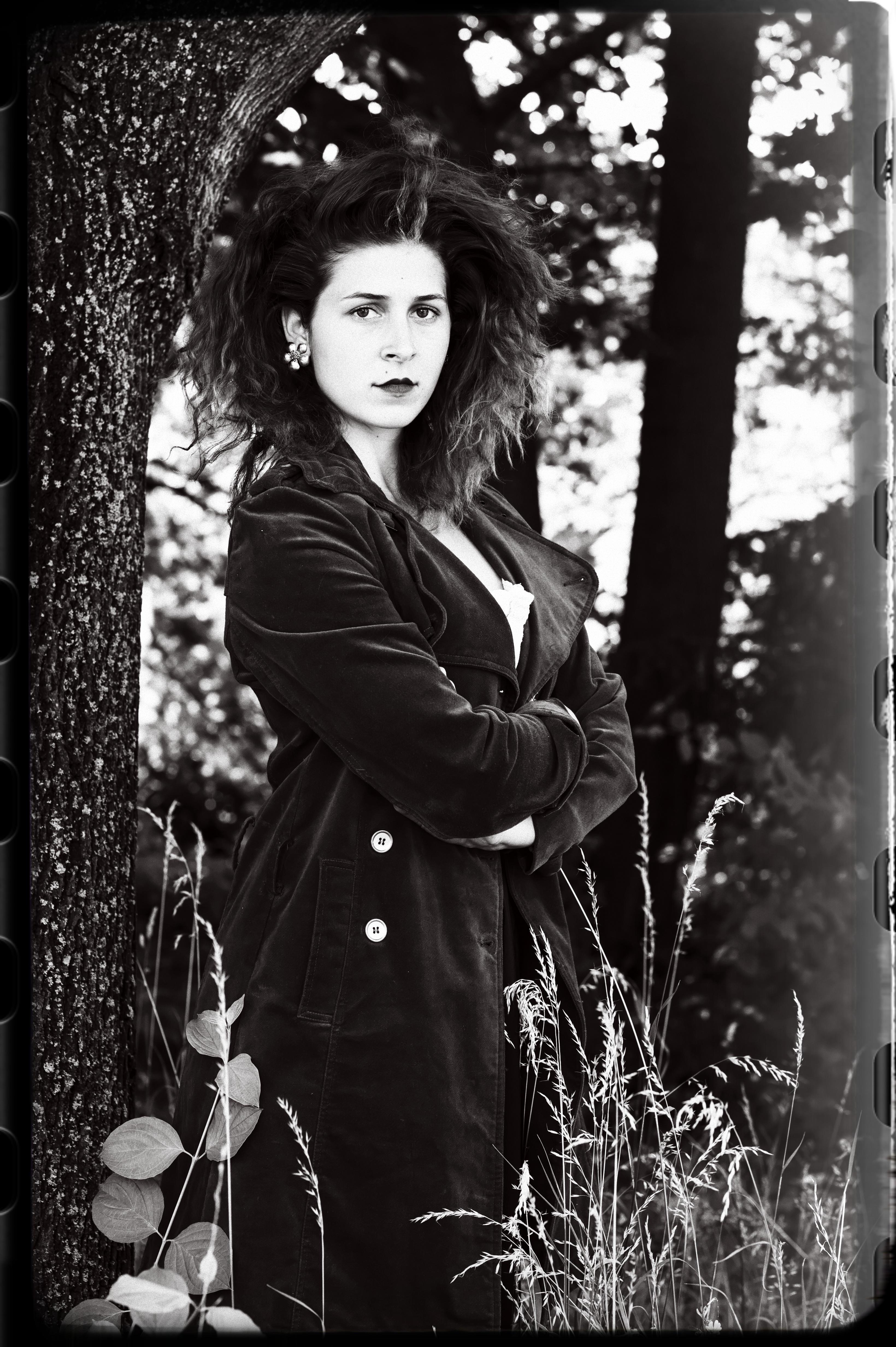 Sarah Bienek, Schauspielerin 2018