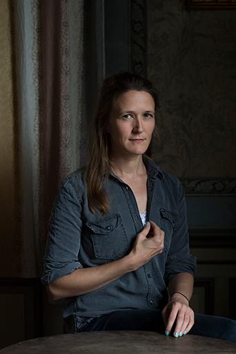 Martina Clavadetscher, Schriftstellerin 2018