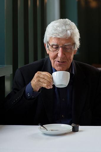 Peter von Matt, Schriftsteller 2017