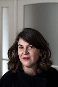 Karin Schneuwly, Schriftstellerin, Zürich 2017