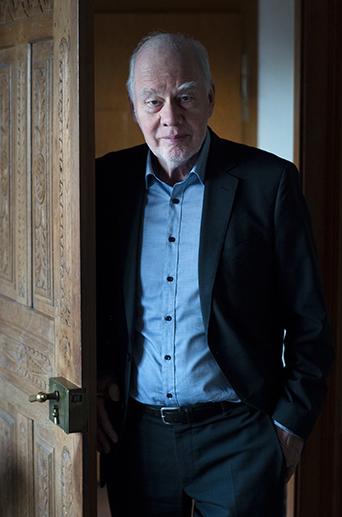Lukas Hartmann, Schriftsteller 2019
